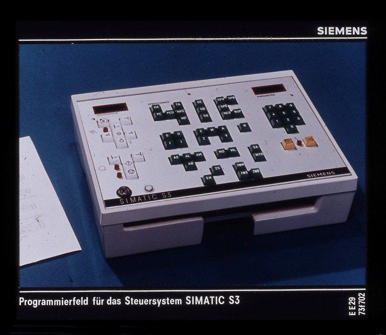 Simatic: Automatisierungs-Marke von Siemens feiert 60. Geburtstag