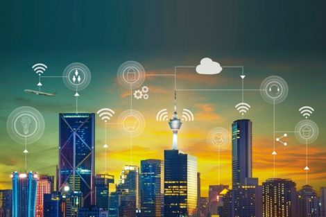 Smart_city_with_smart_services_and_icons,_internet_of_things,_networks_and_augmented_reality_concept