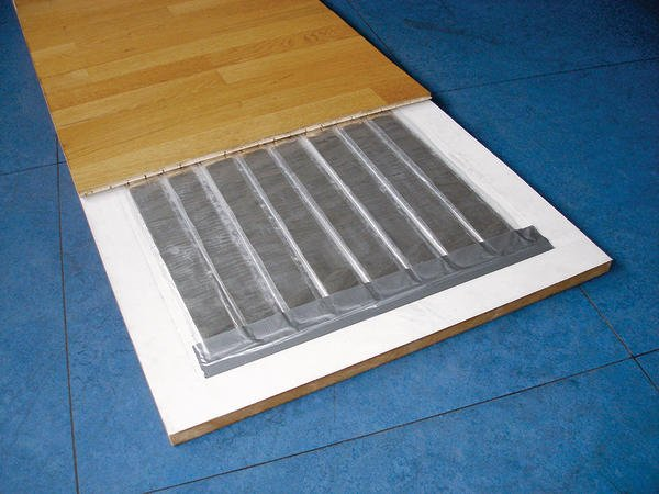 Fußboden Krause ~ Piezo parkett energieerzeugung zum nulltarif der fußboden wird