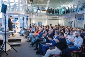 DEU,_Deutschland,_Hannover,_06.02.2019:_Robotics_Academy_auf_dem_Messegelände_Hannover.