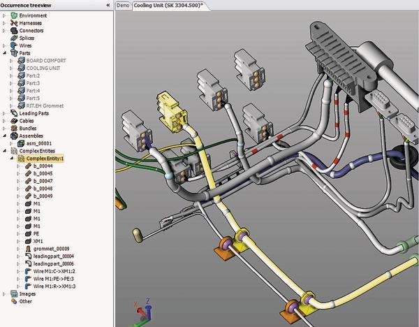 Wiring Harness Design Jobs In Singapore : Eplan harness prod setzt auf wiederverwendung mit copy