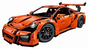 Funktionsmodell-Bausatz Selber bauen, was den Ur-911er antreibt