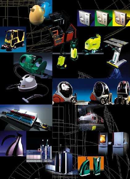 Industriedesign produktinnovationen durch technisch for Industriedesign essen