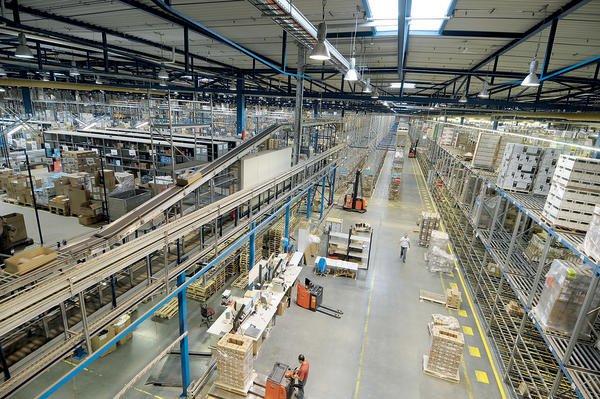Lagertechnik wms software steuert lagereffizienz e for Koch lagertechnik