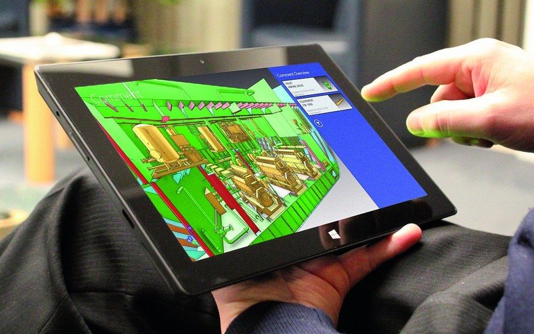 AVEVA_E3D_Insight_in_action_on_a_tablet