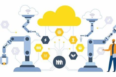 Digitale Plattformen als wesentlicher BEstandteil in der Smart Factory.