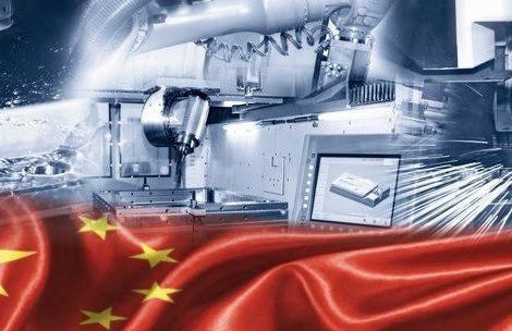 Industrielle_Produktion_und_Chinesische_Flagge