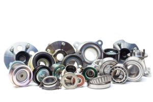 Group_bearings_and_rollers_(automobile_components)_for_the_engine_and_chassis_suspension