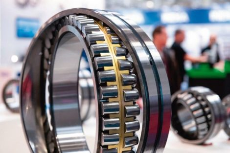 IAMD_-_Integrated_Automation,_Motion_&_Drives_-_Internationale_Leitmesse_für_integrierte_Automation,_Industrial_IT,_Antriebs-_und_Fluidtechnik._ZWA,_Dalian_Guangyang_Bearing,_Halle_22,_Stand_A64