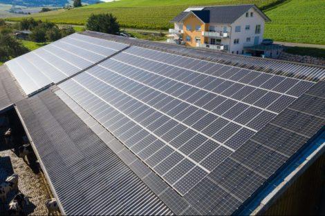 E-Mobilität-Stromerzeugung-Photovoltaik