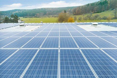 Solarstromanlage PV