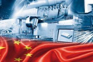Industrieelle_Produktion_und_Chinesische_Flagge