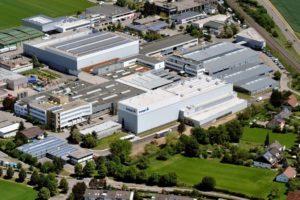 Hauptsitz_des_Kunststoffverarbeiters_Ensinger_in_Nufringen