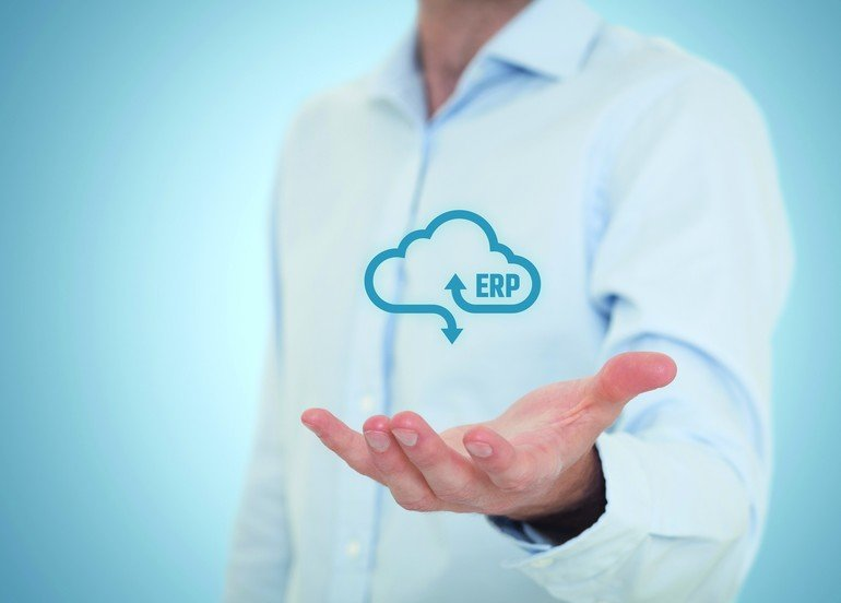 Enterprise_resource_planning_ERP_as_cloud_service_concept._Businessman_offer_ERP_business_management_software_as_cloud_computing_service._