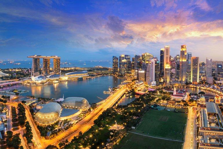 Industrie 40 Deutschland Und Singapur Im Schulterschluss