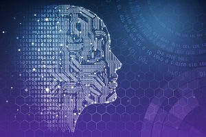 Artificial_intelligence._Human_head_outline_with_circuit_board_inside._Technology_and_innovation_concept._3D_Rendering_