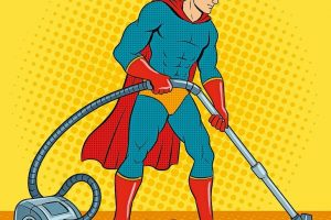 Superhero_with_vacuum_cleaner_pop_art_retro_vector_illustration._Comic_book_style_imitation.
