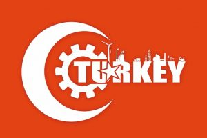 Energy_and_Power_icons._Sustainable_energy_generation_and_heavy_industry._Turkey_coutry_name_that_build_in_gear._National_flag_elements