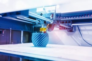 Three_dimensional_printing_machine,3D_printer.
