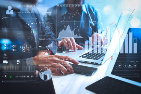 Intelligence_(BI)_and_business_analytics_(BA)_with_key_performance_indicators_(KPI)_dashboard_concept.Business_team_meeting._Photo_professional_investor_working_new_start_up_project._