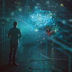 Mann_steht_vor_künstlicher_Intelligenz