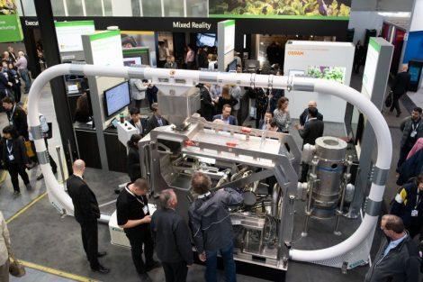 Hannover Messe Digitalisierung