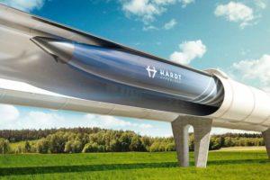 Hyperloop als grüne Alternative