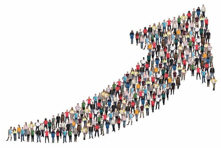 Menschen_Gruppe_Leute_Menschengruppe_Erfolg_Wirtschaft_Wachstum_erfolgreich_Business_Gewinn