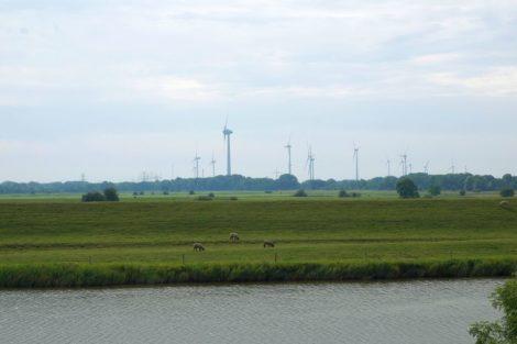 Nettostromerzeugung-Windräder-Hooksiel