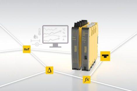Turck stellt Linux-basierte Condition-Monitoring-Plattform vor