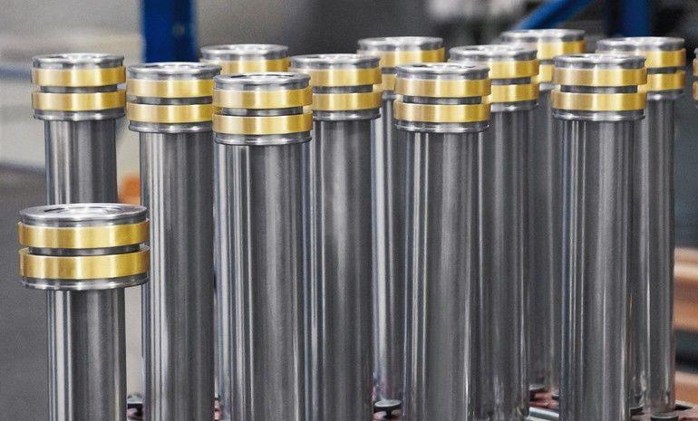 Etwas Neues genug Hydraulikzylinder: Wartungsarmer Antrieb von Hänchen @KB_15