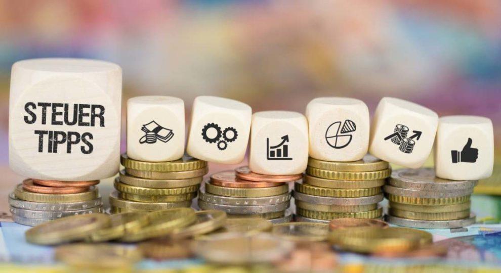 Steuern sparen im Homeoffice Bitkom magele-picture Adobe Stock