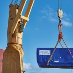 In_total,_power_plant_equipment_from_three_continents_will_be_delivered_to_Bolivia_and_up_to_400_heavy_load_transports_will_cross_the_Andes_to_bring_equipment_to_the_three_power_plant_construction_sites.