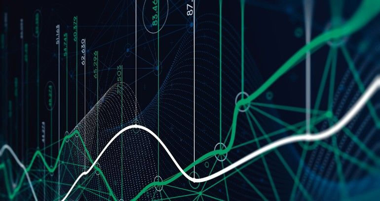Digital_analytics_concept,_data_visualization,_financial_schedule,_monitor_screen_in_perspective