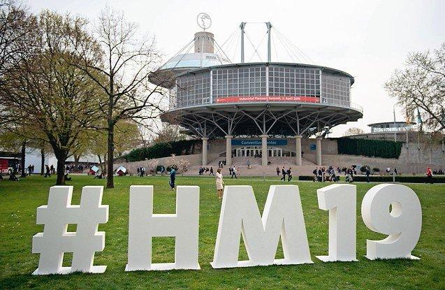 HANNOVER_MESSE_2019_-_Weltleitmesse_der_Industrie,_#HM19